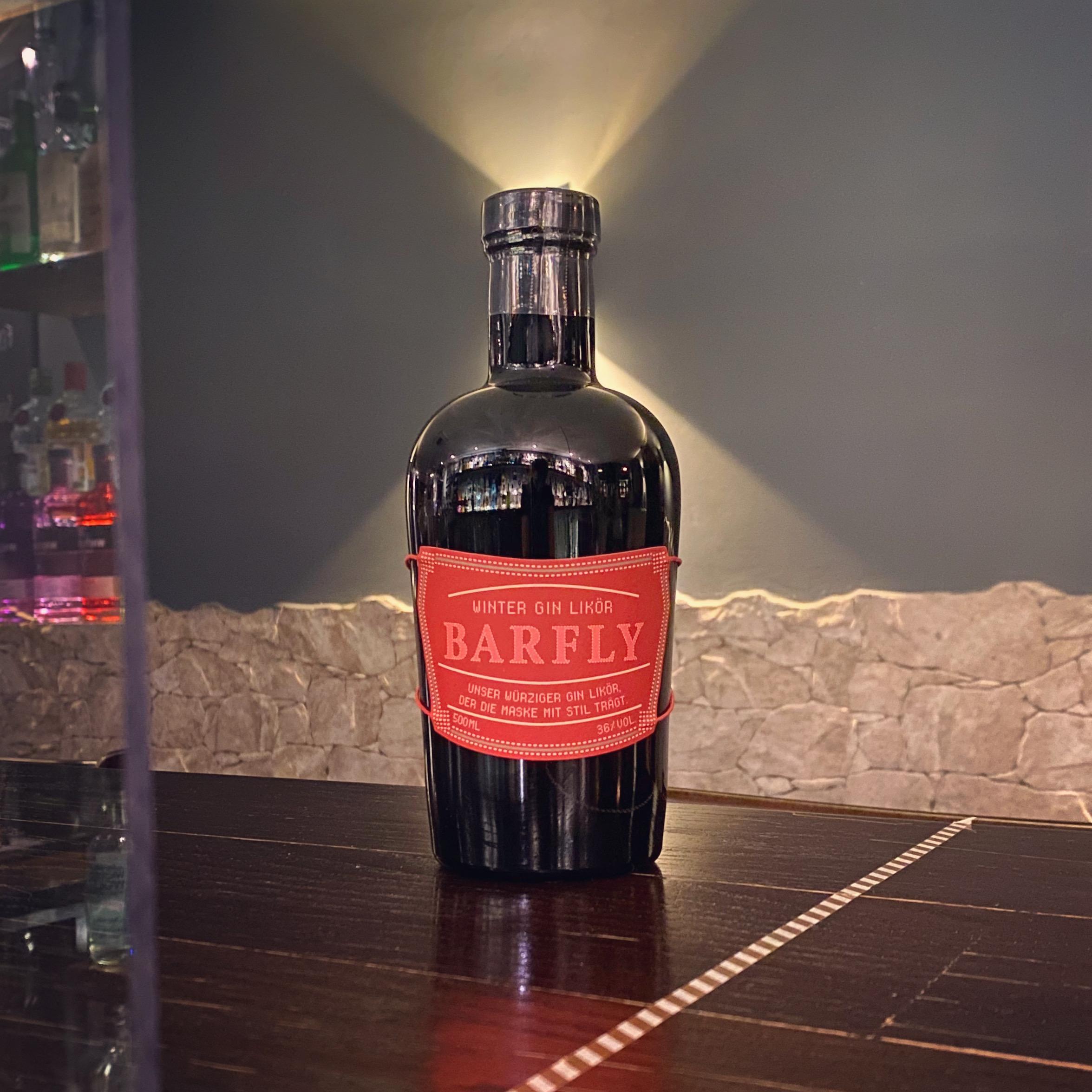 Barfly Winter Gin Liquor